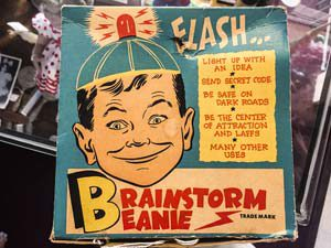 63e4171c58f The  Brainstorm Beanie   Bright idea or silly gimmick  - Elizabeth ...